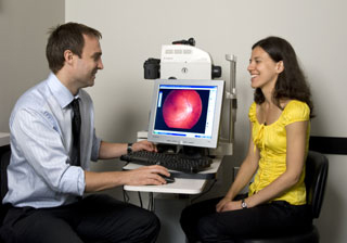 Digital Retinal Imaging Services